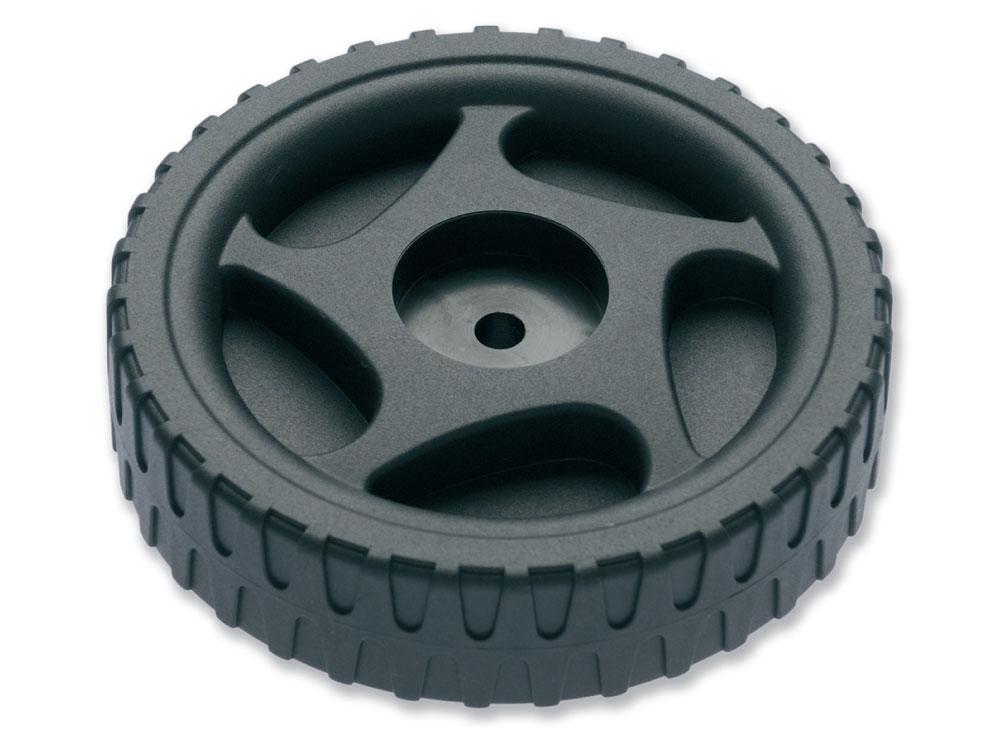 Wheel diam. 125